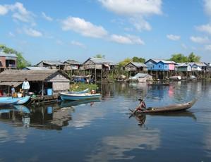 SIEM REAP | Floating Villages Tour