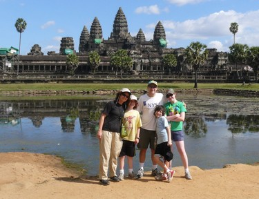 Cambodia Family Tour (6 days)