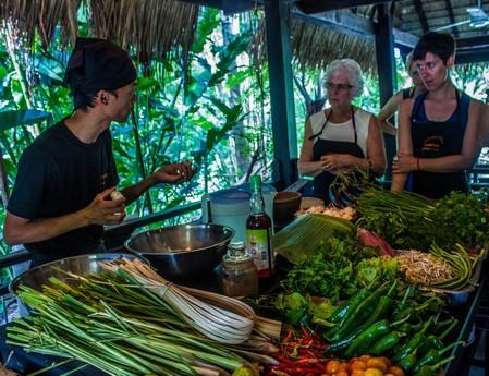 LUANG PRABANG | Cooking Class