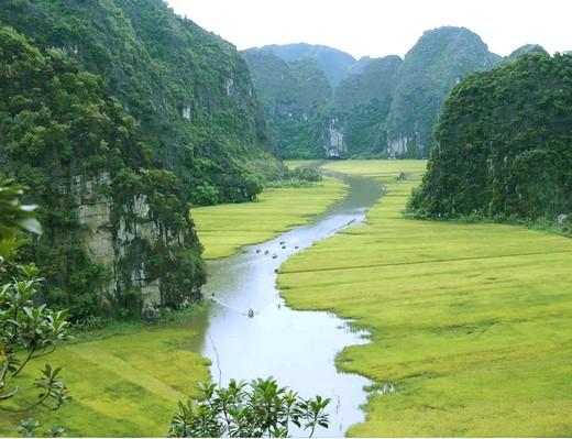 HANOI | Hoa Lu & Tam Coc Tour