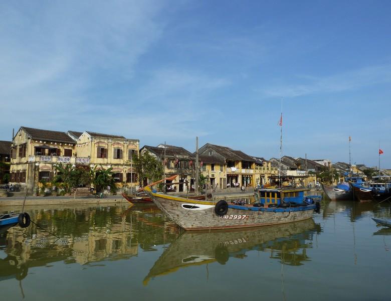 HOI AN | Thu Bon River Cruise