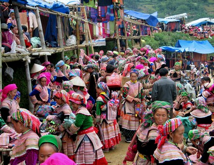 Hilltribes of Northern Vietnam (10 days)
