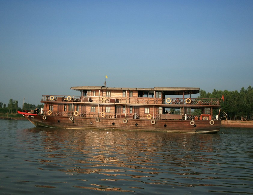 MEKONG DELTA with Bassac Cruise (2 days)