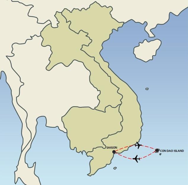 Con Dao Island (3 days)
