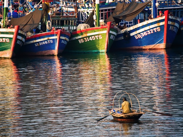 Magic of southern Vietnam