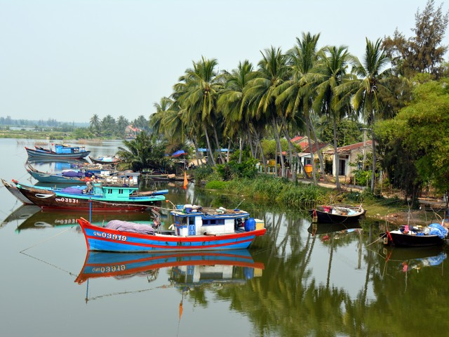 Hoi An Fishing Experience