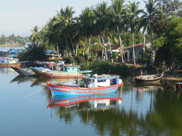 Thu Bon River Cruise